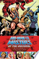 He Man and the Masters of the Universe Minicomic Collection Volume 2