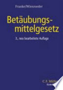 Betäubungsmittelgesetz (BtMG)