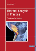Thermal Analysis In Practice book
