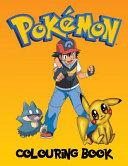 Pokemon Colouring Book
