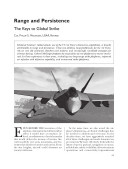 "Range and Persistence: The Keys to Global Strike: A Reprint from ""Air and Space Power Journal"""