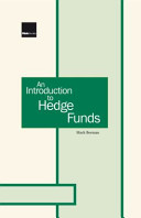 An Introduction to Hedge Funds