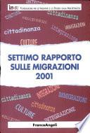 Settimo rapporto sulle migrazioni 2001