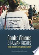 Gender Violence   Human Rights