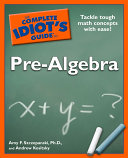 The Complete Idiot s Guide to Pre algebra