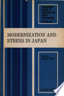 Modernization and Stress in Japan