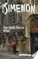 The Saint-Fiacre Affair Translation Of This Evocative Novel