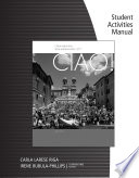Student Activity Manual for Riga Phillips  Ciao   8th