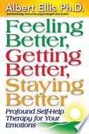Feeling Better  Getting Better  Staying Better