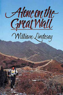 Alone On The Great Wall : verso....