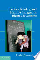 Politics  Identity  and Mexico   s Indigenous Rights Movements