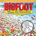 Bigfoot Goes on Vacation Book With Supplemental Facts About