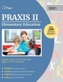 Praxis II Elementary Education Multiple Subjects  5001
