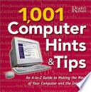 Reader s Digest 1 001 Computer Hints   Tips