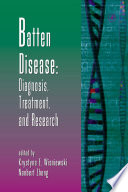 Batten Disease Diagnosis Treatment And Research