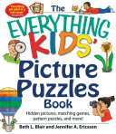 The Everything Kids  Picture Puzzle Book