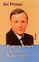 Europa, Israel und der Nahe Osten