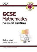 Gcse Maths Functional Question Book   Higher