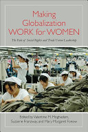 Making Globalization Work for Women
