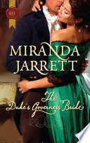 The Duke's Governess Bride : want the fairy tale of her grand...