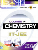 Course In Chemistry Iit Jee 2011