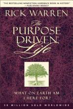The purpose-driven life: what on earth am I here for? [Book]