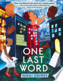 One Last Word Book PDF