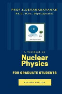 A Text Book on Nuclear Physics for Graduate Students: Nuclear Physics