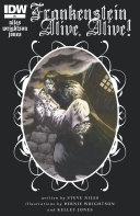 Frankenstein Alive Alive 4 book