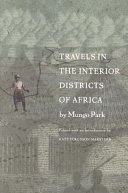 Travels in the Interior Districts of Africa Published In 1799 That Places It Within