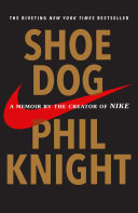cover img of Shoe Dog
