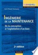 Ingénierie de la maintenance - 2ème édition