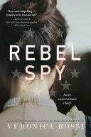 Rebel Spy Book