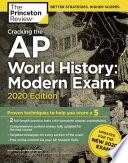 Cracking The Ap World History Modern Exam