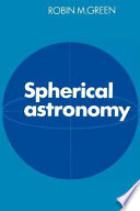 Spherical Astronomy