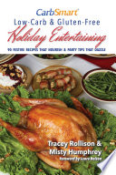 CarbSmart Low Carb   Gluten Free Holiday Entertaining