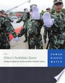 China S Forbidden Zones book