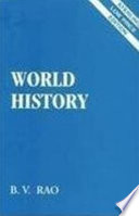 World history from early times to A D 2000