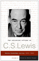 The Collected Letters of C S  Lewis  Volume 3