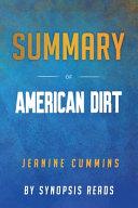 Summary of American Dirt Book PDF