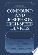 Compound and Josephson High Speed Devices