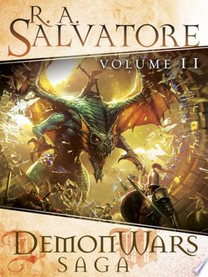 DemonWars Saga Volume 2: Mortalis - Ascendance - Transcendence - Immortalis - ISBN:9780345549976