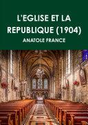 L'église et la république