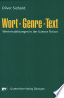 Wort Genre Text