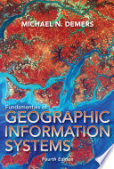 Fundamentals of Geographical Information Systems  4th Edition