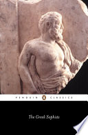 The Greek Sophists