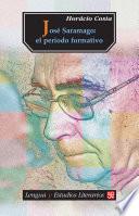 Jos   Saramago  El periodo formativo