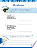 Read   Succeed Comprehension Level 2  Mental Images Passages and Questions