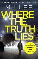 Where The Truth Lies Book