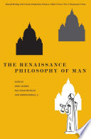 The Renaissance Philosophy of Man